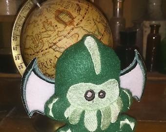 Large Stuffed Cute Cthulhu