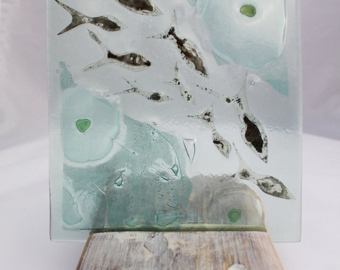 Featured listing image: Bespoke order - Shoal of Silver Fish - Please contact me to discuss exactly what you would like...