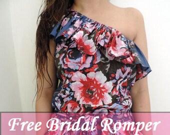 3ef3bbb833ca Bridesmaid Romper