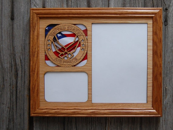 11x14 United States Air Force Picture Frame Us Air Force Etsy