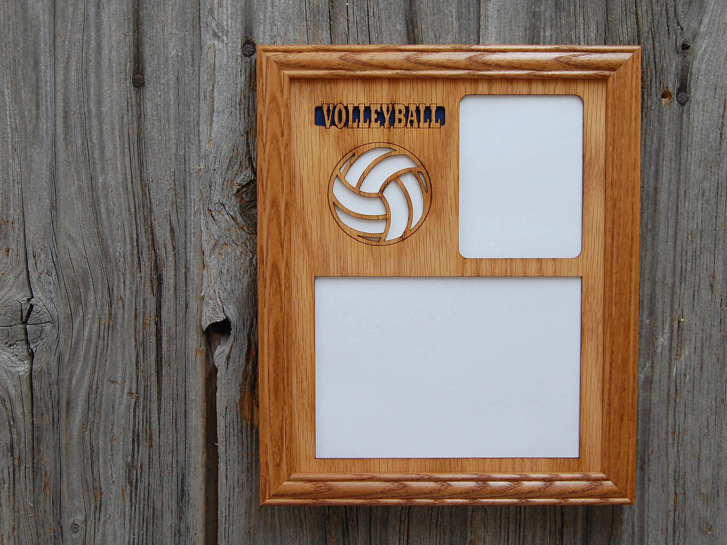 8 x 10 Sport-Bilderrahmen Team & individuelle Gedenk Matt