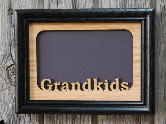 5x7 Grandkids Picture Frame, Family Picture Frame, Gift for ...