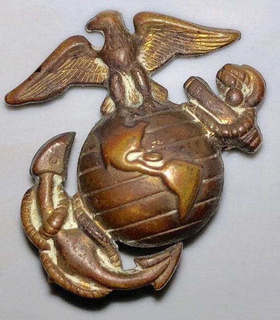USMC-3 US Marine Corps Globe /& Anchor Lapel Pin