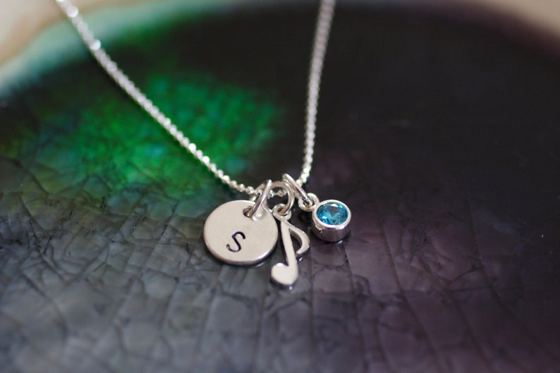 Girl Jewelry Initial Necklace Girl Gift Girls Initial Necklace Charm Necklace Silver Initial Necklace Initial Charm Necklace