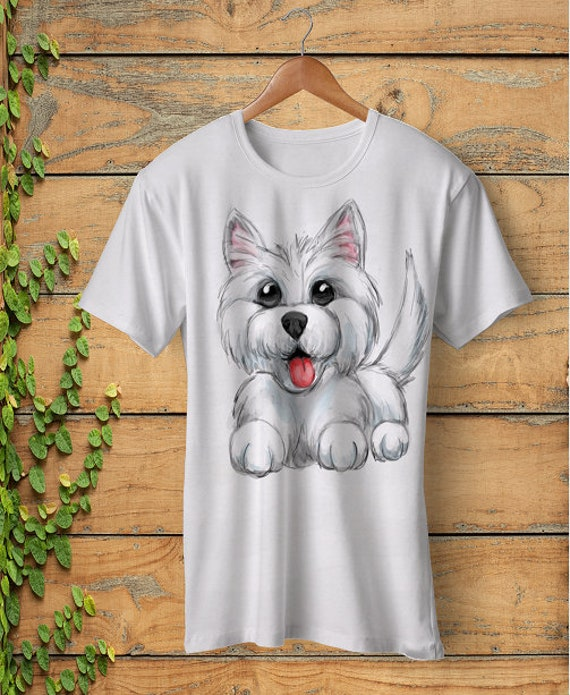 This Girl Loves Her Yorkie Dog Pet Ladies Gift T-shirt Size S-XXL