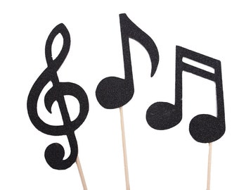 Superb Music Notes Etsy Interior Design Ideas Ghosoteloinfo