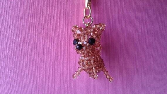 Hund Schlüsselanhänger + 2 Charms Nr.2 Schlüsselring Dog süsser  Chihuahua