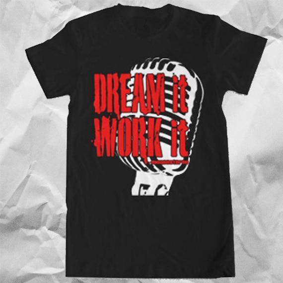 Girls- Dream It Work It MonoEstereo Vintage Mic