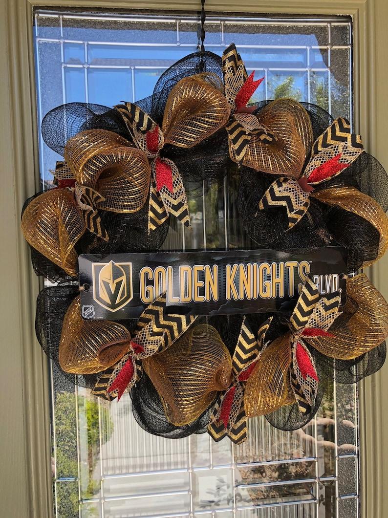 Hockey Wreath!