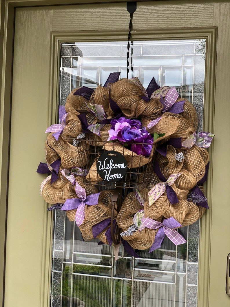 Bicycle Wreath