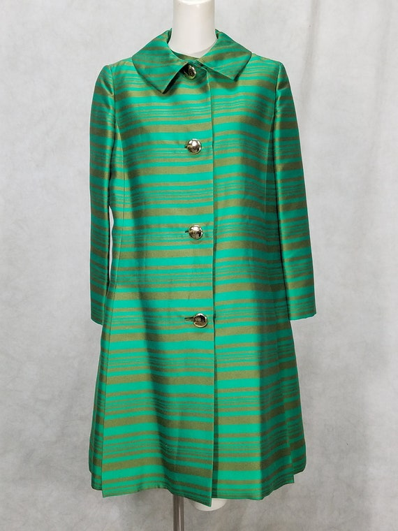 1960s Dress Anne Fogarty  2Piece Designer Worsted