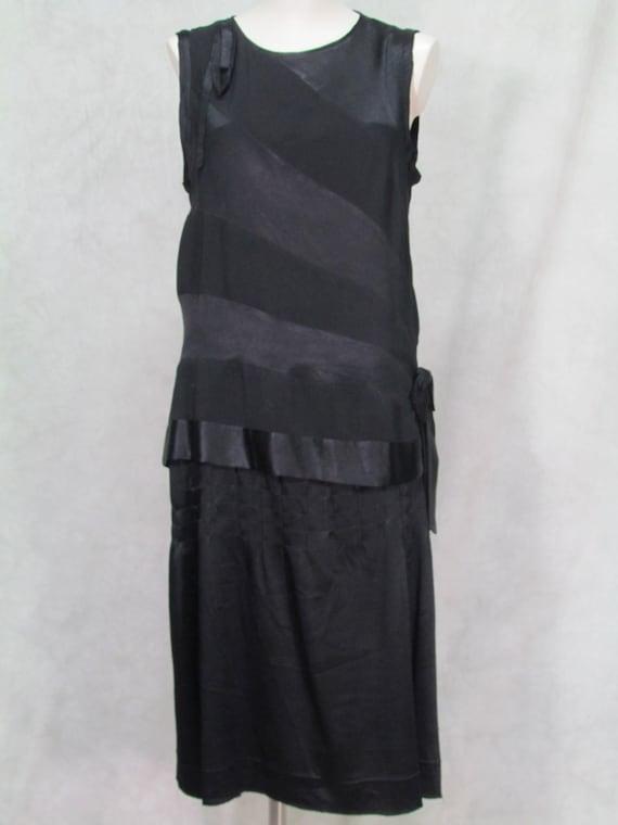 1920s Dress Vintage Flapper Dress Roaring 20s Dres