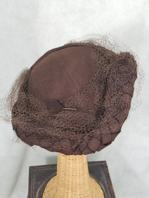 1930s Hat The Emporium Studio of American Design … - image 4