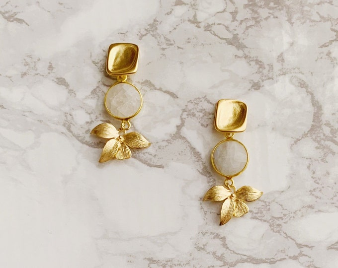 Orana Floral Earrings