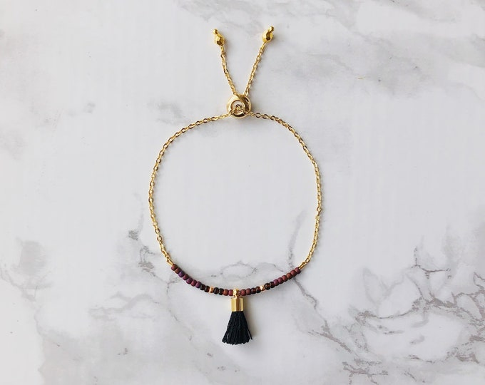 Cay Bracelet - Black