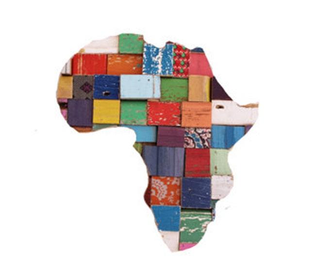 Africa Blocks Small