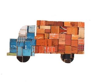 Truck Blocks