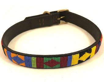 Kenian Dog Collar Size XL