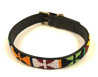 Kenian Dog Collar Size L