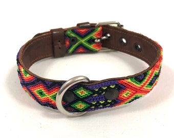 Mexican Dog Collar Size S