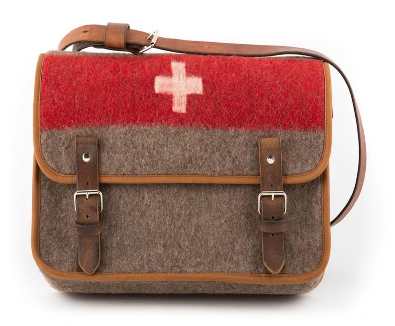 c40e9ef2453e0 WD6 Schweizer Armee Decke Laptop-Tasche von Karlen Swiss