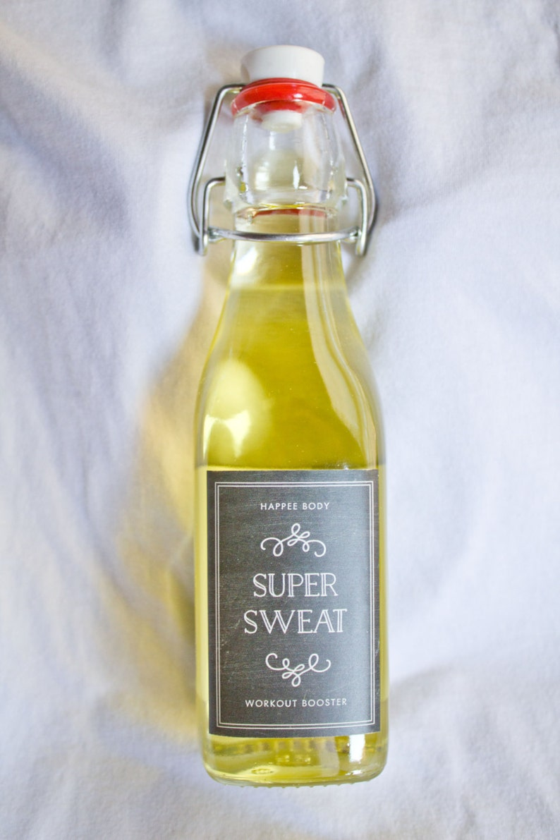 Super Sweat Oil Workout Booster image 0