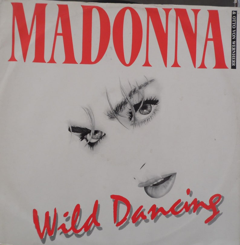 MADONNA Wild Dancing 1987 Uk Issue 12