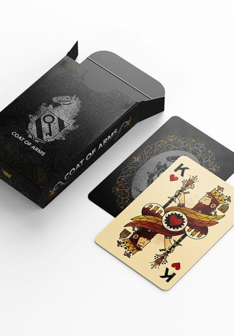 PLAYING CARDS image 0
