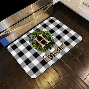 Kitchen Mat Etsy