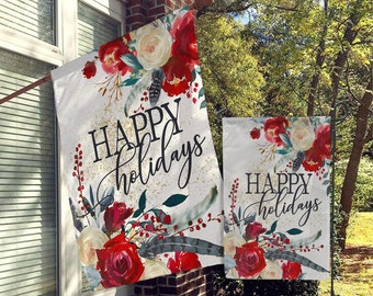 christmas flag holiday flag merry christams flags santa flags welcome flags house flags garden flags holiday outdoor decor santa cam
