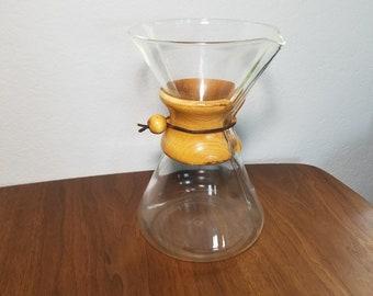 Large Chemex Coffeemaker