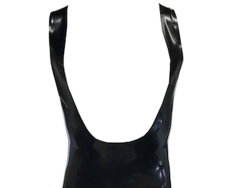 Latex Rubber Tank Top