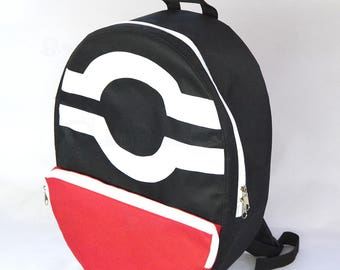 Ultra Sun & Moon trainer backpack