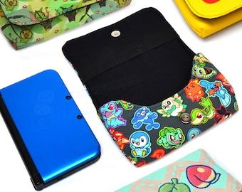 Nintend 3DS Case - Various Designs