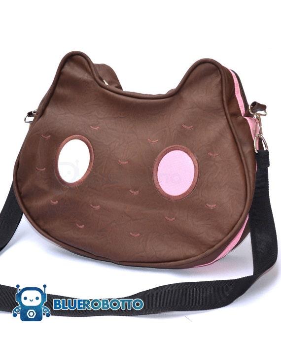 Cookie Cat messenger bag  7affdba6162b4