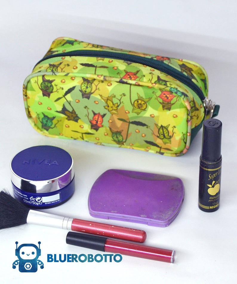 Spirits of the forest Pouch  pencil bag