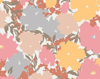 VOILE:  Petally Sweet, Art Gallery Fabrics, V-6240