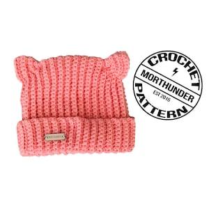PUSSY HAT pink capcat-eared hatkitty hat beanie pussy hat pink kitty beaniewe all!