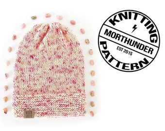 The Real MVP Easy Knitting Beanie Pattern by Morthunder