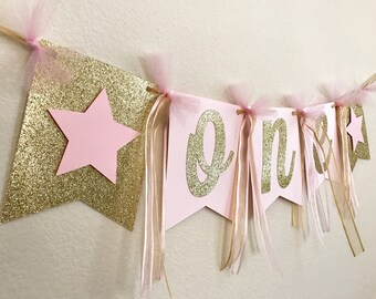first birthday banner etsy