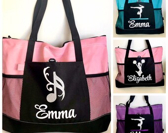 789164743d17 Personalized Dance Bag
