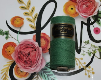 The Palos Verdes Solid Divine Twine™ Diva Bakers Twine, gift wrap, crafts, belly band, wedding, baby shower, invitation, embellishments