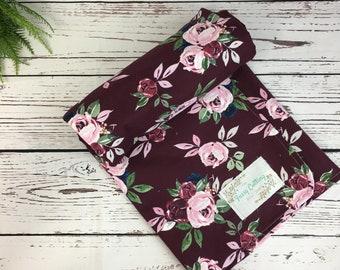 Baby Blanket, Crib, Toddler Blanket, Gift, Modern Baby Blanket, Lightweight Blanket, Lovey Blanket, Newborn, Swaddle, Baby Blanket for Girl