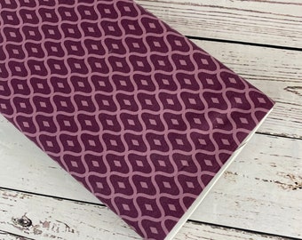 Simply Style Eggplant by V and Co for Moda Fabrics, Sold in 1/2 yard incriments, Fabric by the Yard