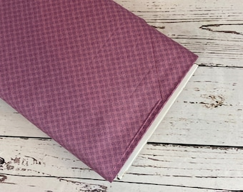 Eastham Woven Texture in Thistle (purple) by Denise Schmidt  for Free Spirit Fabrics , Sold in 1/2 yard incriments, Fabric by the Yard