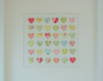 LARGE HEART APPLIQUE Picture