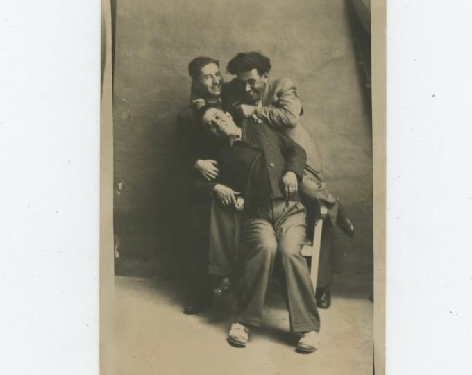 Vintage Snapshot Photo: Turkey, 1930s [86695]