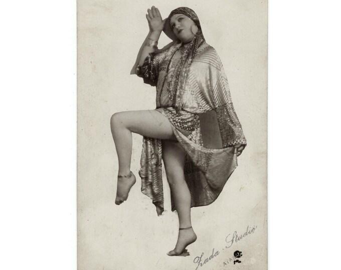 Erotica, Cairo, 1920s. Zada Studio Vintage Photo [811744]