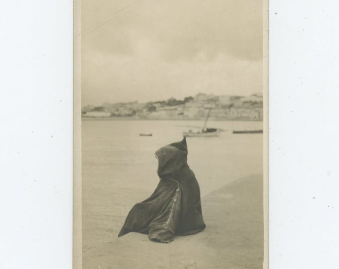 Vintage Snapshot Photo: Tunisia, 1930s [89726]