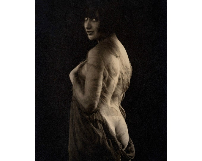 Erotica, c1920s. Restored and Enlarged Archival Photo Reprint from the RetroGraphic Gallery Collection.